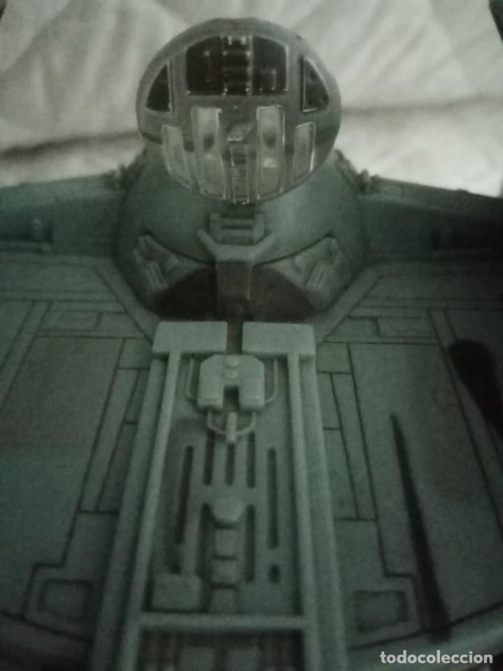 Figuras y Muñecos Star Wars: nave star wars micro machines action fleet darth vader tie fighter de 1996 - Foto 7 - 245372460