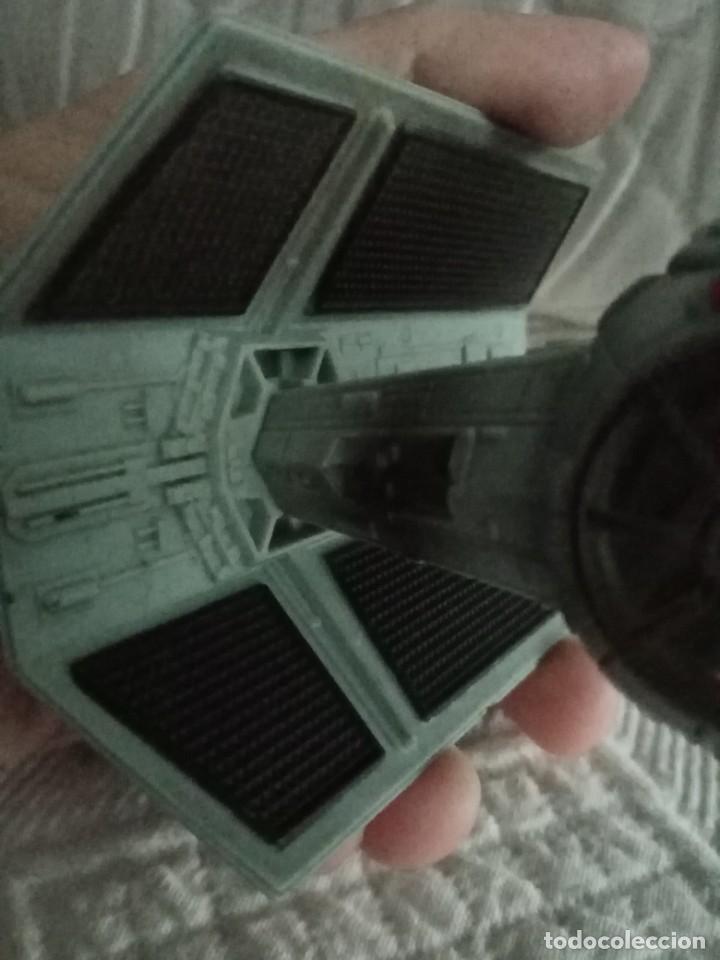 Figuras y Muñecos Star Wars: nave star wars micro machines action fleet darth vader tie fighter de 1996 - Foto 8 - 245372460