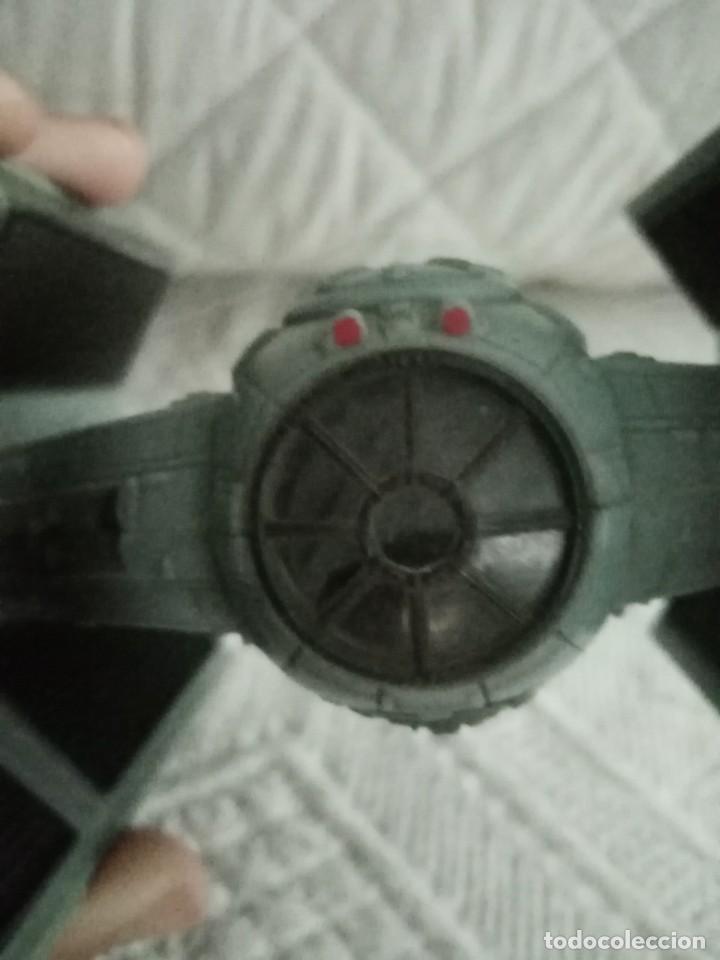 Figuras y Muñecos Star Wars: nave star wars micro machines action fleet darth vader tie fighter de 1996 - Foto 9 - 245372460