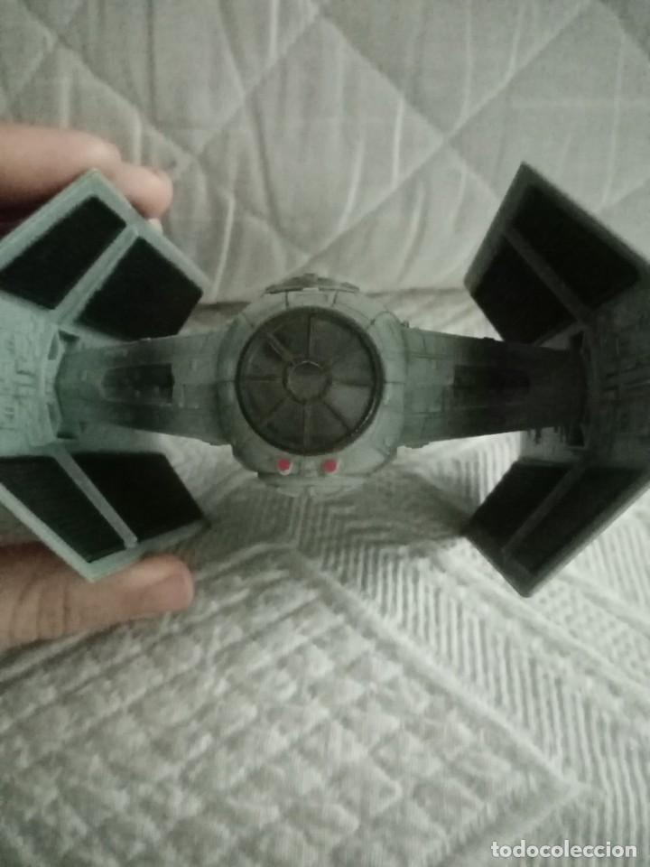 Figuras y Muñecos Star Wars: nave star wars micro machines action fleet darth vader tie fighter de 1996 - Foto 13 - 245372460