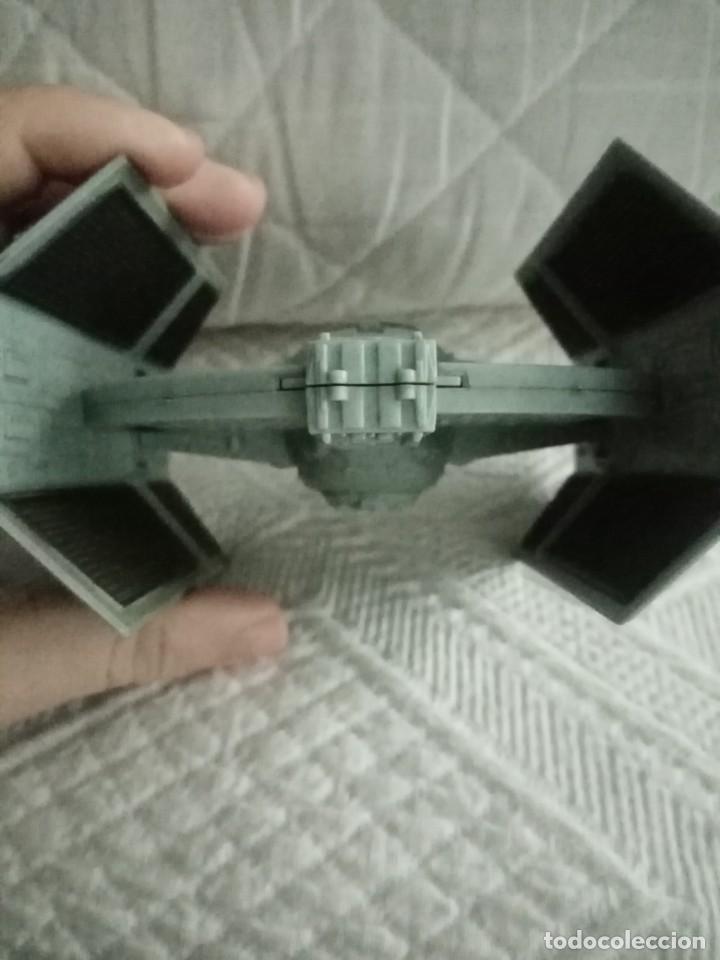 Figuras y Muñecos Star Wars: nave star wars micro machines action fleet darth vader tie fighter de 1996 - Foto 15 - 245372460