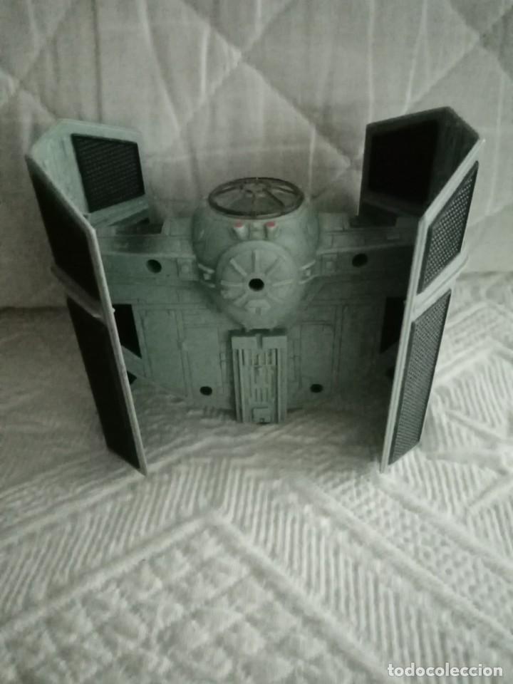 Figuras y Muñecos Star Wars: nave star wars micro machines action fleet darth vader tie fighter de 1996 - Foto 17 - 245372460