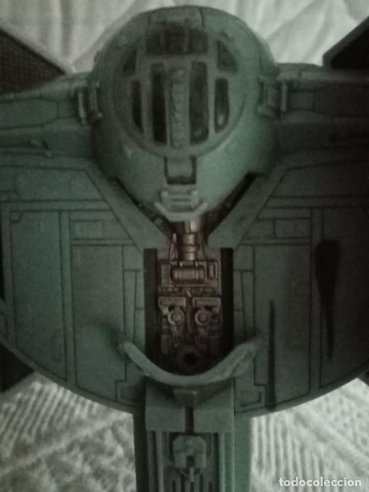 Figuras y Muñecos Star Wars: nave star wars micro machines action fleet darth vader tie fighter de 1996 - Foto 18 - 245372460