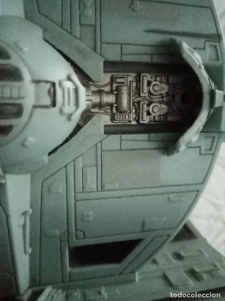 Figuras y Muñecos Star Wars: nave star wars micro machines action fleet darth vader tie fighter de 1996 - Foto 19 - 245372460