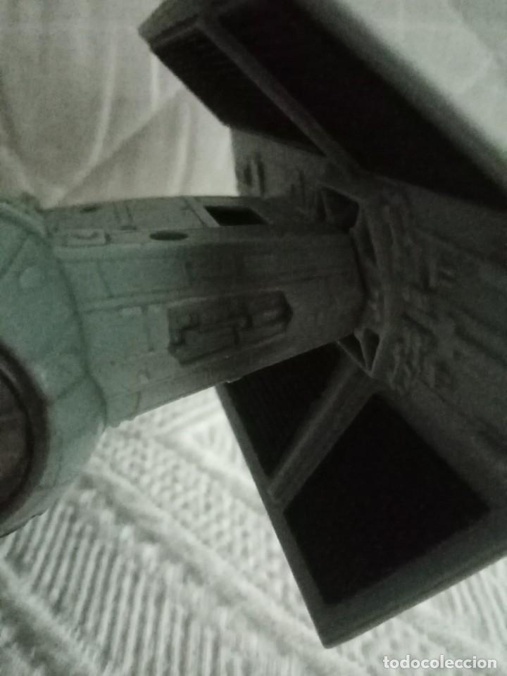 Figuras y Muñecos Star Wars: nave star wars micro machines action fleet darth vader tie fighter de 1996 - Foto 23 - 245372460