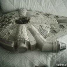 Figuras y Muñecos Star Wars: NAVE STAR WARS: HALCON MILENARIO - LEWIS GALOOB TOYS, LUCASFILM, AÑO 1996. Lote 245376525