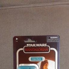 Figure e Bambolotti Star Wars: FIGURA CARA DUNE DE KENNER HASBRO STAR WARS MANDALORIAN VERSIÓN GRAFITO. Lote 245414350
