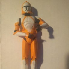 Figuras y Muñecos Star Wars: BOMB SQUAD TROOPER (REPUBLIC TROOPERS) THE CLONE WARS COLLECTION 2012 FIGURA. Lote 245713545