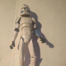 Figuras y Muñecos Star Wars: CLONE TROOPER FIVES (DEFEND KAMINO) THE CLONE WARS COLLECTION 2011 FIGURA. Lote 245714945