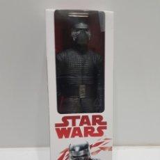 Figuras y Muñecos Star Wars: STAR WARS FIGURA KYLO REN 30CM HASBRO NUEVA SIN ABRIR. Lote 245769530