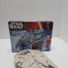 Figuras y Muñecos Star Wars: STAR WARS NAVE HALCON MILENARIO HASBRO. Lote 245769665