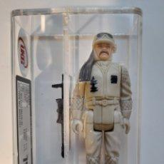 Figuras y Muñecos Star Wars: LILI LEDY REBEL COMANDER HOTH GRADED 75 UKG ❤️STAR WARS VINTAGE RARE 1980 MEXICO. Lote 246191720