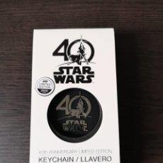 Figuras y Muñecos Star Wars: LLAVERO STAR WARS 40 ANIVERSARIO. EDICION LIMITADA.. Lote 246237030