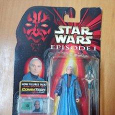 Figuras y Muñecos Star Wars: FIGURA CHACELLOR VALORUM - STAR WARS EPISODE I - 1998 [PRECINTADO]. Lote 246248970