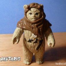 Figuras y Muñecos Star Wars: FIGURA VINTAGE STAR WARS EWOK CHIEF CHIRPA - KENNER HONG KONG (1983). Lote 246282310