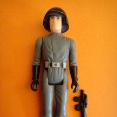 Figuras y Muñecos Star Wars: FIGURA STAR WARS DEATH SQUAD COMMANDER GMFGI 100% COMPLETA KENNER 1977 VINTAGE ERROR ENBLEMA PECHO .. Lote 246488120