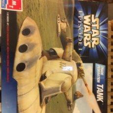 Figuras y Muñecos Star Wars: STAR WARS, EPISODE I, TRADE FEDERATION TANK, A ESTRENAR. Lote 246625815