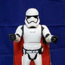 Figuras y Muñecos Star Wars: FIGURA DE COLECCIÓN STAR WARS FIRST ORDER STORMTROOPER 45CM, DISNEY, JAKKS PACIFICS. Lote 246777855