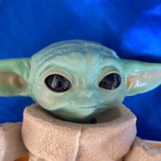 Figuras y Muñecos Star Wars: STAR WARS MANDALORIAN THE CHILD 15 CM HASBRO. Lote 246897985