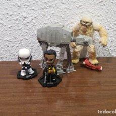 Figuras y Muñecos Star Wars: LOTE 4 FIGURAS STAR WARS. Lote 247011555