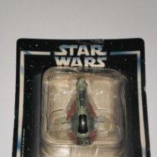 Figuras y Muñecos Star Wars: NAVE STAR WARS - SLAVE I - (LUCASFILM & TM LTD 2007) FIGURA METAL SIN ESTRENAR. ESCALA 1:32. Lote 247760050