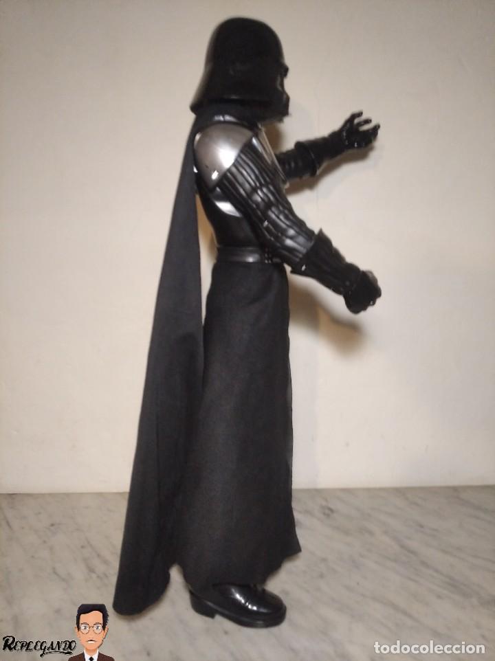 Figuras y Muñecos Star Wars: DARTH VADER - GRAN FIGURA 80 CM - DE JAKKS PACIFIC - EDICIÓN LIMITADA Nº 1875NT01 - STAR WARS - Foto 3 - 248484955