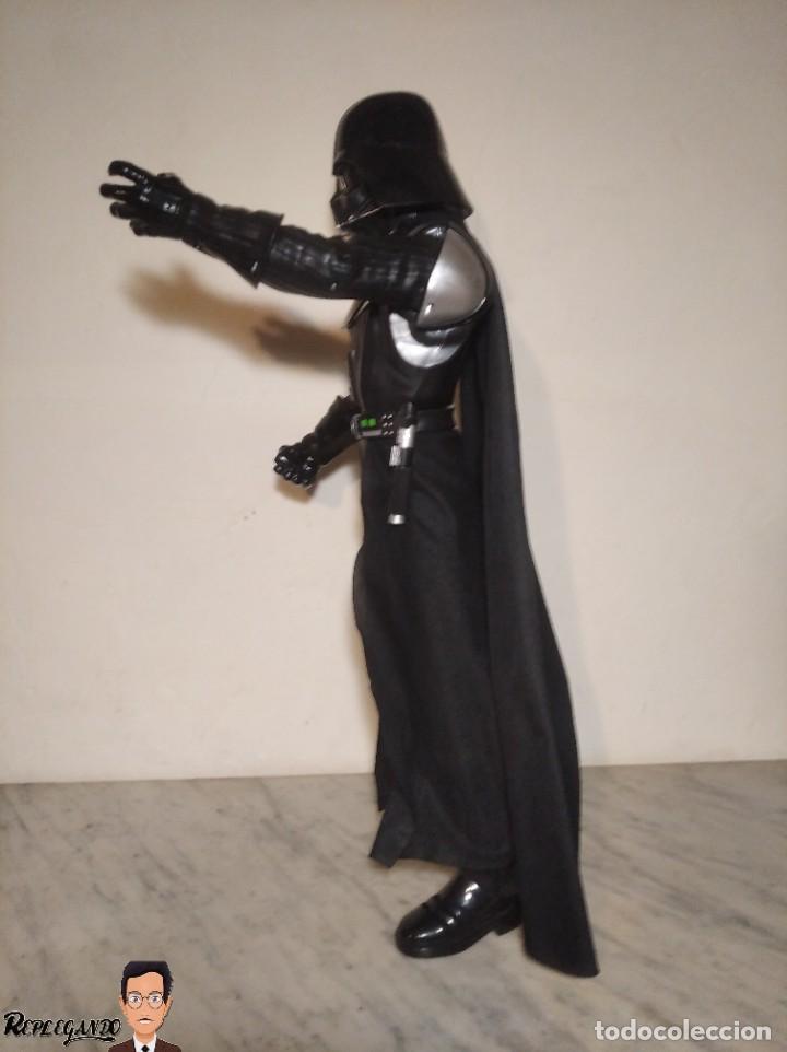 Figuras y Muñecos Star Wars: DARTH VADER - GRAN FIGURA 80 CM - DE JAKKS PACIFIC - EDICIÓN LIMITADA Nº 1875NT01 - STAR WARS - Foto 10 - 248484955