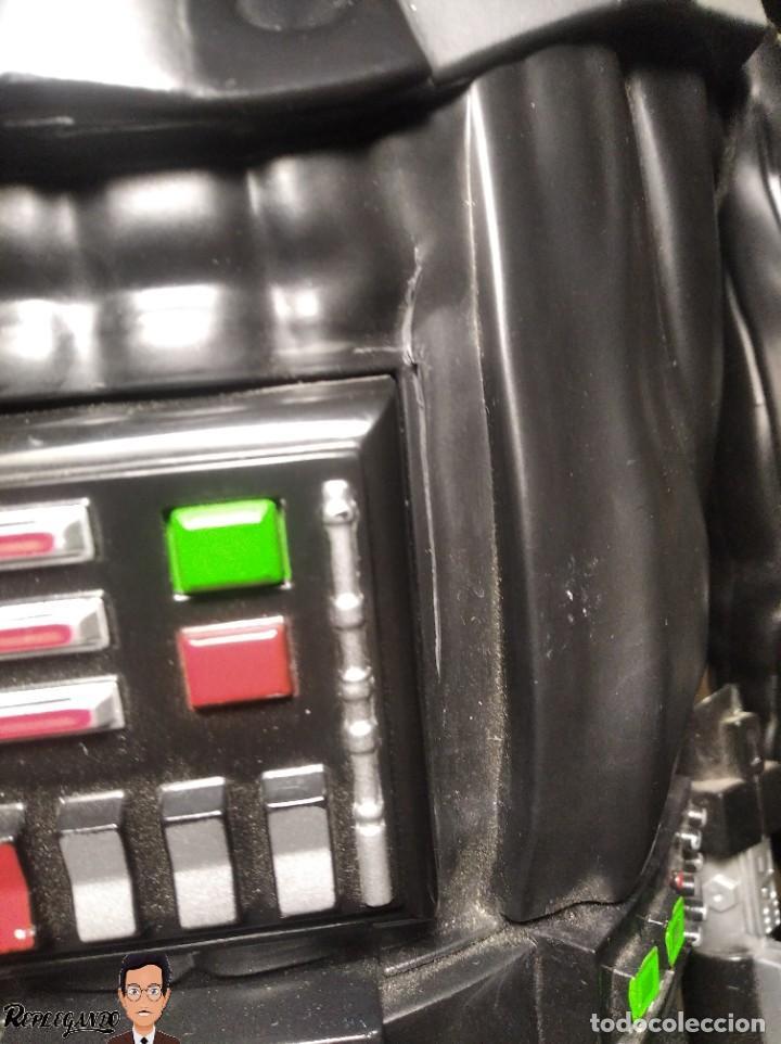 Figuras y Muñecos Star Wars: DARTH VADER - GRAN FIGURA 80 CM - DE JAKKS PACIFIC - EDICIÓN LIMITADA Nº 1875NT01 - STAR WARS - Foto 14 - 248484955