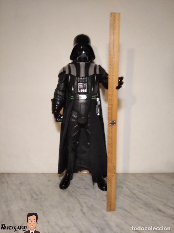 Figuras y Muñecos Star Wars: DARTH VADER - GRAN FIGURA 80 CM - DE JAKKS PACIFIC - EDICIÓN LIMITADA Nº 1875NT01 - STAR WARS - Foto 21 - 248484955