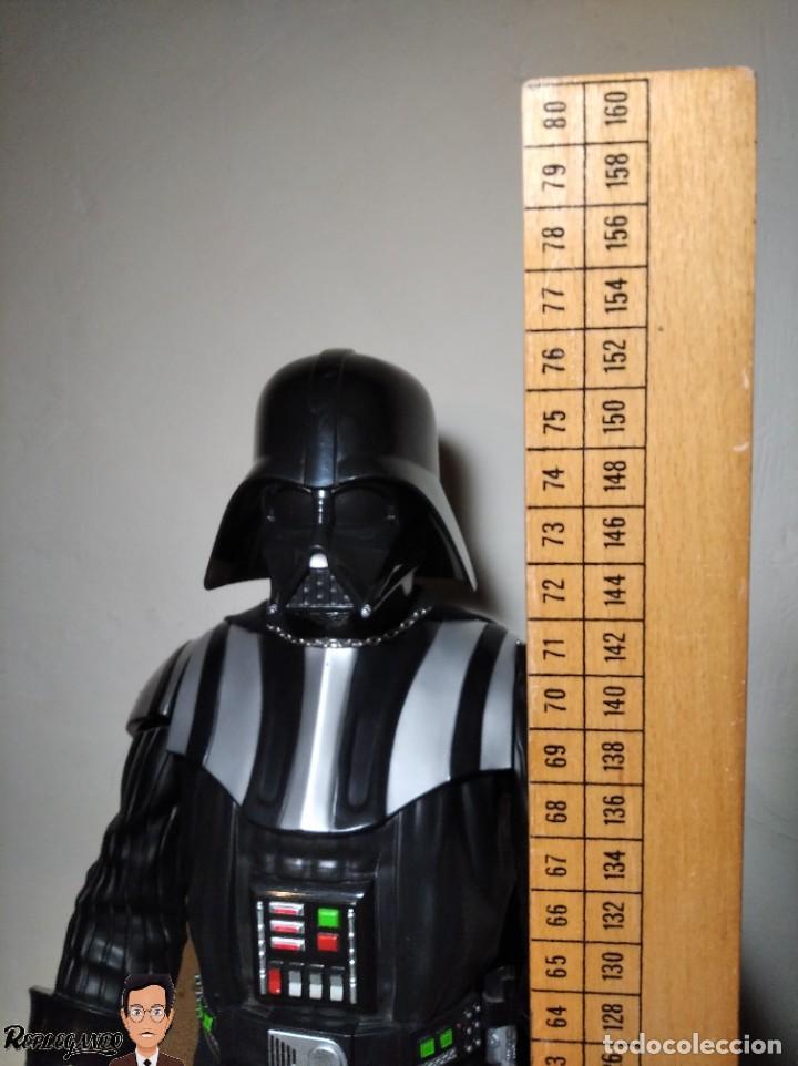 Figuras y Muñecos Star Wars: DARTH VADER - GRAN FIGURA 80 CM - DE JAKKS PACIFIC - EDICIÓN LIMITADA Nº 1875NT01 - STAR WARS - Foto 22 - 248484955