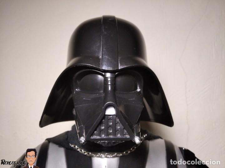Figuras y Muñecos Star Wars: DARTH VADER - GRAN FIGURA 80 CM - DE JAKKS PACIFIC - EDICIÓN LIMITADA Nº 1875NT01 - STAR WARS - Foto 23 - 248484955