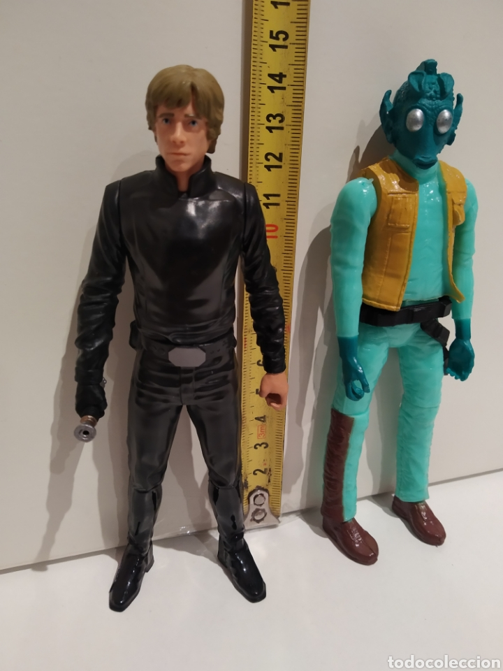Figuras y Muñecos Star Wars: Lote de star Wars bootleg y original - Foto 2 - 249063090