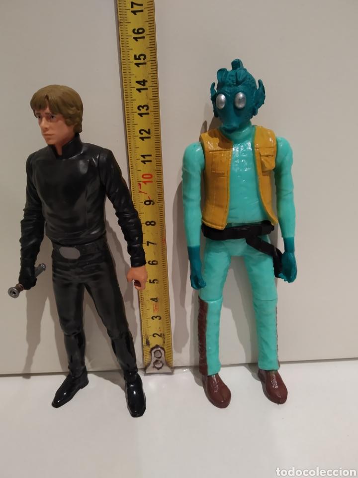 LOTE DE STAR WARS BOOTLEG Y ORIGINAL (Juguetes - Figuras de Acción - Star Wars)