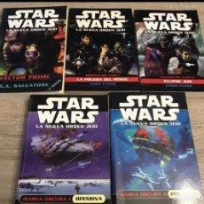 Figuras y Muñecos Star Wars: STAR WARS LIBROS LOTE DESCATALOGADOS Y DIFICILES DE ENCONTRAR ALBERTO SANTOS. Lote 250260200