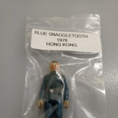 Figurines et Jouets Star Wars: BLUE SNAGGLETOOTH 1978 HONG KONG TODO ORIGINAL.. Lote 251434290