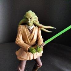 Figure e Bambolotti Star Wars: KIT FISTO - STAR WARS - HASBRO 2001 - LA GUERRA DE LAS GALAXIAS. Lote 252114230