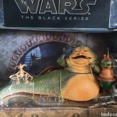 Figuras y Muñecos Star Wars: JABBA THE HUTT SDCC 2014 EXCLUSIVO, ORIGINAL BLACK SERIES STAR WARS.. Lote 252321540