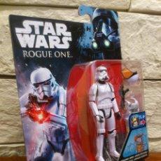 Figuras y Muñecos Star Wars: STAR WARS - IMPERIAL STORMTROOPER - ROGUE ONE - BLISTER - HASBRO - 2016 - PRECINTADO - NUEVO. Lote 252407925