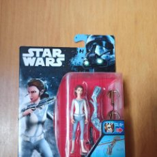 Figuras y Muñecos Star Wars: FIGURA PRINCESS LEIA ORGANA - STAR WARS - ROGUE ONE. Lote 252437195