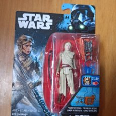 Figuras y Muñecos Star Wars: FIGURA REY (JAKKU) - STAR WARS - THE FORCE AWAKENS [PRECINTADA]. Lote 252438410