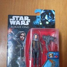 Figuras y Muñecos Star Wars: FIGURA SERGEANT JYN ERSO (JEDHA) - STAR WARS - ROGUE ONE [PRECINTADA]. Lote 252440925