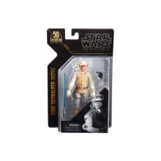 Figuras y Muñecos Star Wars: LUKE SKYWALKER HOTH FIGURA 15 CM STAR WARS GREATEST HITS BLACK SERIES. Lote 252824170