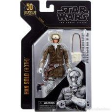 Figuras y Muñecos Star Wars: HAN SOLO HOTH FIGURA 15 CM STAR WARS GREATEST HITS BLACK SERIES. Lote 252824685