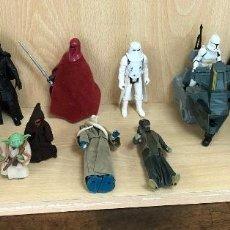 Figuras y Muñecos Star Wars: LOTE SURTIDO DE 34 FIGURAS STAR WARS Y ACCESORIOS. Lote 253433355