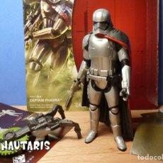 Figuras y Muñecos Star Wars: STAR WARS - CAPITANA PHASMA CON DISPOSITIVO DE SIERRA - HASBRO (2015). Lote 254508240