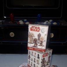 Figuras y Muñecos Star Wars: STAR WARS MYSTERY MINIS LOTE 4 UNIDADES SIN ABRIR. Lote 254613635