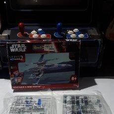 Figuras y Muñecos Star Wars: STAR WARS RESISTANCE X WING FIGHTER REVELL LEVEL 2 NUEVO SIN INSTRUCCIONES. Lote 254615440