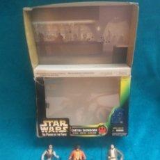 Figuras y Muñecos Star Wars: STAR WARS FIGURAS DIORAMA CANTINA SHOWDOWN. Lote 254812870