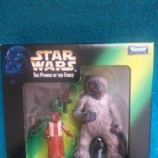 Figuras y Muñecos Star Wars: STAR WARS FIGURAS KABE AND MUFTAK. Lote 254813295