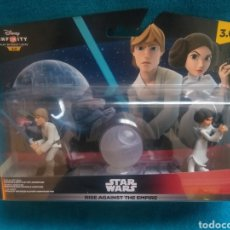 Figuras y Muñecos Star Wars: STAR WARS FIGURAS RISE AGAINST THE EMPIRE INFINITY. Lote 254821350